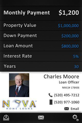 Moore Mortgage Calculator