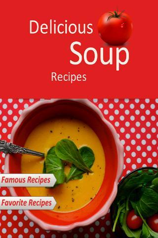 200 Soup Recipes