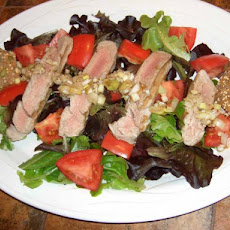 Fresh Tuna (Or Salmon) Salad