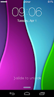 Screenshot of Nokia X Best Lockscreen
