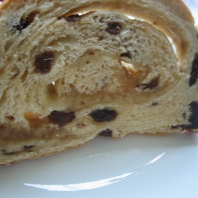 Brown Sugar Raisin Bread