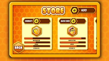 Screenshot of Sonic Bees
