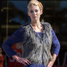 waistecoat by Vibeke Friis - People Fashion ( femal models, fashion show,  )