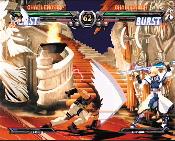 Arc reveal new Guilty Gear