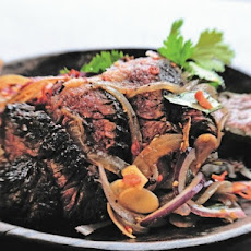 Zak Pelaccio's Hanger Steak Salad