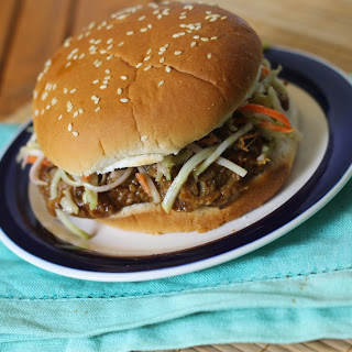Slow Cooker Sweet & Savory Pulled Pork