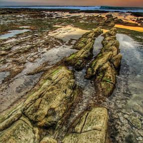 Pantai sawarna by Nugroho Isryanto - Landscapes Beaches