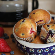 Gluten-Free Tuesday: Berry Muffins