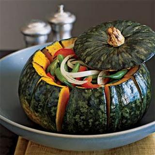 Kabocha Squash Vegetable Recipes