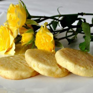 Lemon Sunshine Cookies