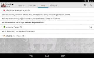 Screenshot of SK Landeshundegesetz Westf.-L.