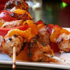 Ww 3 Points - Cuban Chicken Skewers (Mix and Match Recipe)