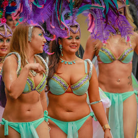 Brazilica Liverpool by Maria Fetherstone - People Musicians & Entertainers