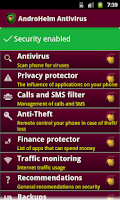 Screenshot of Antivirus Security