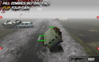 Screenshot of Zombie Highway