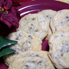 Delicious Soft Chocolate Chip Cookies