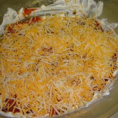 Daryl's Mexican Dip