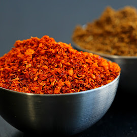 by Dipali S - Food & Drink Ingredients ( red, mexican, spice, powder, indian, chilli, yellow, spices, turmeric )