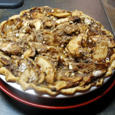 Toffee Apple Pie