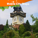 Graz Street Map icon