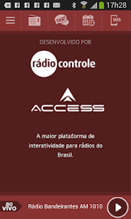 Rádio Bandeirantes AM 1010 - screenshot
