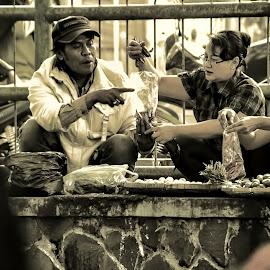 by Andy Sinar Judha - People Street & Candids
