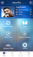 Screenshot of Deenwise: Ramadan Quran Prayer