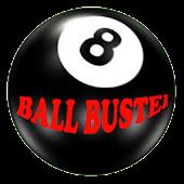 Pool Ball Bubble Shooter