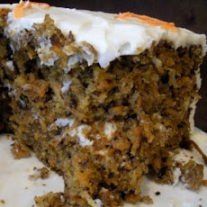 The Best Carrot Cake – Ever
