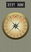 Screenshot of Accurate Compass Pro