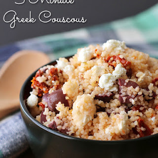 Greek Couscous With Feta Cheese Recipes