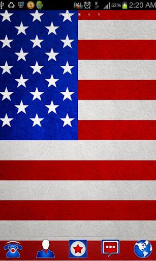 Americanizer Go APEX ADW Theme