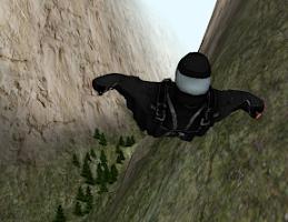 Screenshot of Wingsuit - Proximity Project