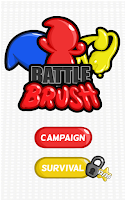 Screenshot of Battle Brush