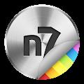 Free n7player Skin - Gold Metallic APK for Windows 8