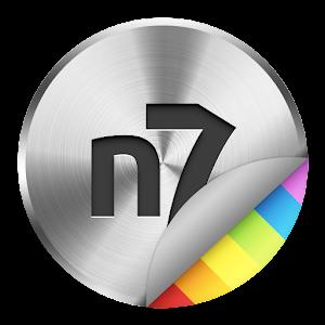 Cover art N7player Skin - Gold Metallic