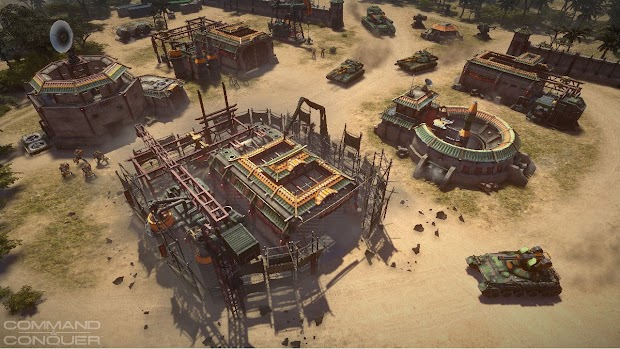 Victory Games closed, new Command & Conquer canned