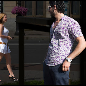 Summer in the City by Fernand De Canne - People Street & Candids ( st petersburg, summer, people )