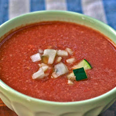 Dinner Tonight: Watermelon Gazpacho