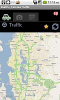 Screenshot of Seattle Tacoma Traffic & Cam