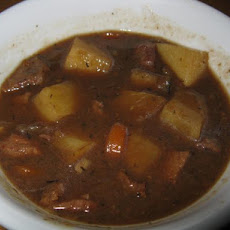 Loz's Slow Cooked Irish Guinness Stew
