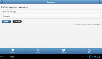 Screenshot of PackNGo for TEAMS-RDS