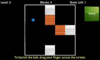 Screenshot of Block Blaster