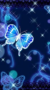 Romantic Butterfly - screenshot