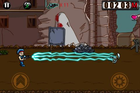 death-assault for android screenshot