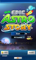 Screenshot of Epic Astro Story