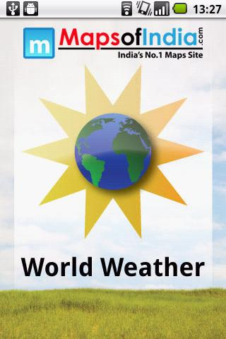 world-weather for android screenshot
