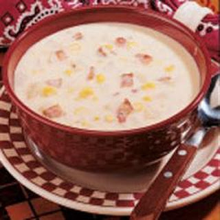 Bacon Corn Soup