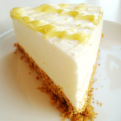 The Best {No-Bake} Lemon Cheesecake
