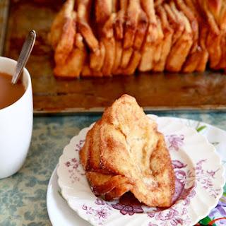 Cinnamon Sugar Pull Apart Bread Recipes